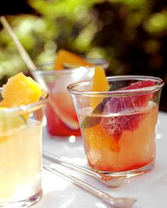 Summertime Super Drinks