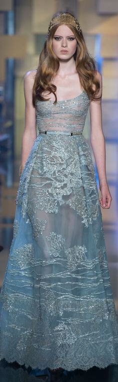 Elie Saab FW 2015 couture