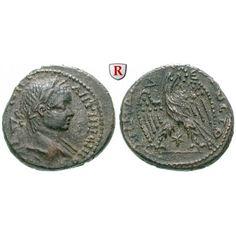 Römische Provinzialprägungen, Seleukis und Pieria, Antiocheia am Orontes, Elagabal, Tetradrachme 219 n.Chr., ss-vz: Seleukis und… #coins