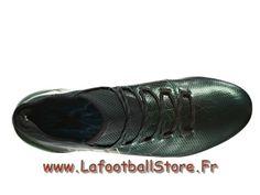 Adidas Homme Chaussures de foot X 17.1 Terrain souple Yellow S82289 Adidas Pas cher