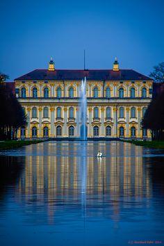 Schleissheim Palace - Oberschleißheim - Bavaria - Germany (von Polybert49) via: breathtakingdestinations