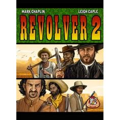 Amazon.com: Revolver 2 Last Stand at Malpaso Card Games: Toys & Games  sse $24.31 2 player