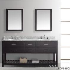 Ronbow Shaker MC6050 Double Sink Bathroom Vanity dream bathroom