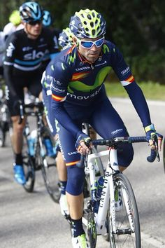 Ruta del Sol  - Valverde snatches overall victory from van Garderen after winning final stage.