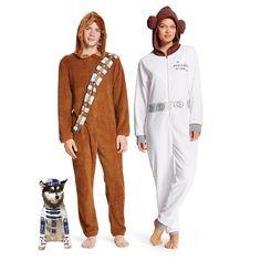 Star Wars Family Pajamas Collection