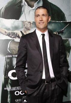 Matthew Fox à la première du film Alex Cross au ArcLight Cinerama Dome de Los Angeles.