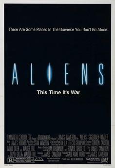 Aliens Sigourney Weaver James Cameron