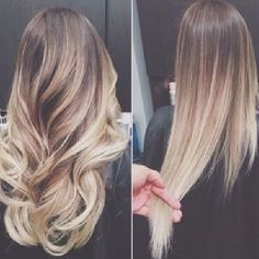 balayage / gorgeous love the color