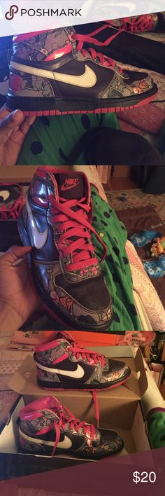 Nike Hightop Classic Classic shoe for style! Offers negotiable. Nike Shoes Sneakers