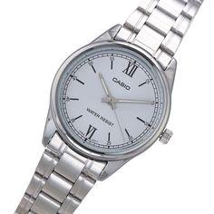 LTP-V005D-2B3 Casio Watch Couple Watch, Casual Watches, Casio Watch, Rolex Watches, Bracelet Watch, Quartz, Band, Accessories, Vintage