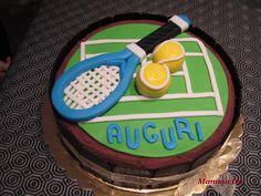 Torta tennis