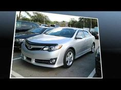 2012 Toyota Camry in Lakeland FL 33809 : Fields BMW Lakeland 4285 Lakeland Park Drive I-4 @ Exit 33 in Lakeland FL 33809  Learn More: http://ift.tt/2hTWgSr  Sensibility and practicality define the 2012 Toyota Camry. This 4 door 5 passenger sedan still has fewer than 40000 miles! Under the hood you'll find a 4 cylinder engine with more than 170 horsepower and for added security dynamic Stability Control supplements the drivetrain. Both high fuel economy and flexible performance are assured by…