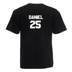 Tricou pentru fani, fane, microbiste, microbisti sau chiar pentru jucatori de fotbal, baschet, volei, rugby si multe altele.