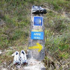 El Camino de Santiago de Compostela: Too many blisters to count!