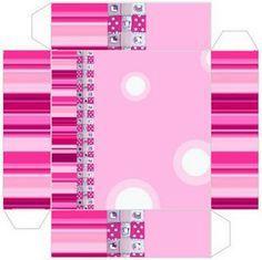 Rosa e Banco – Kit Completo de molduras para convites, rótulos e imagens! |Fazendo a Nossa Festa