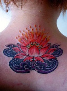 131 Buddha Tattoo Designs That Simply Get it Right - Beste Tattoo Ideen Buddha Tattoo Design, Lotus Tattoo Design, Buddha Tattoos, Lotus Flower Tattoo Meaning, Small Lotus Flower Tattoo, Flower Tattoo Meanings, Flower Tattoo Designs, Flower Tattoos, Lotus Flowers