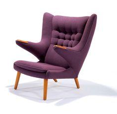 Hans Wegner - A.P.19 Chair, a/k/a the 'Papa Bear Chair' -1951