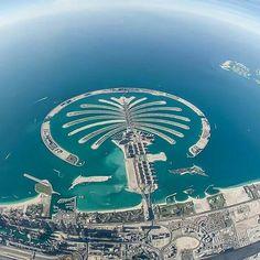 #Dubaï - The Palm