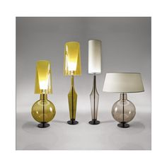Premier Home Table Lamp, Glass