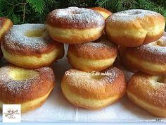Érdekel a receptje? Cake Recipes, Dessert Recipes, Hungarian Recipes, Beignets, Cake Cookies, Bagel, Doughnut, Donuts, Food Photography