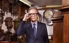 Bill Nighy: 'At my age, you're supposed to move to the country' - Telegraph