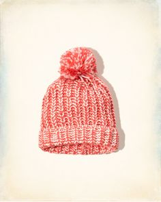 bd09fed7e37 Hollister marled coral Dope Hats