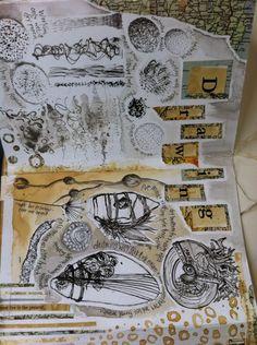 Sketchbook Sketchbook Layout, Textiles Sketchbook, Gcse Art Sketchbook, Sketchbook Inspiration, Sketchbook Ideas, Art Sketches, Art Drawings, Sketch Design, Art Portfolio