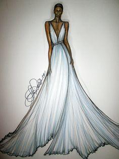 Lupita Nyong'o 2014 Oscar winner Fashion by Sonia Stella, $33.00