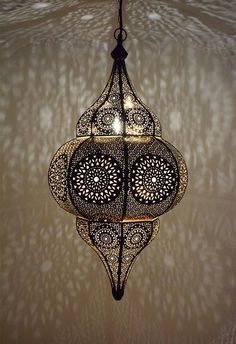 Aisha Moroccan Hanging Lantern – Black – Plug in or Hardwire Beautiful hanging Moroccan lantern. Add an exotic oriental vibe to your home decor. We ship worldwide. Shop now! Moroccan Hanging Lanterns, Moroccan Chandelier, Moroccan Lighting, Moroccan Lamp, Moroccan Design, Lanterns Decor, Moroccan Tiles, Turkish Lanterns, Turkish Tiles