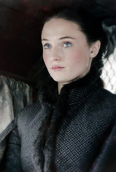 ♕ Sansa Stark, Game of Thrones season 5.