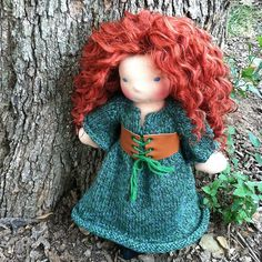 She's all done and ready to go to a new home. I'll post the details about her tomorrow by Dragonfly's Hollow, via Flickr