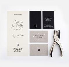Candy Black   Boutique Design Agency   Graphic Design, Web Design, Branding   Poole & London — Brooklyn Coffee