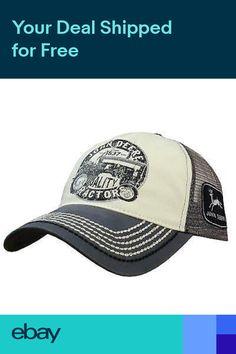 cd975557fb6 Mens John Deere Hat Cap - LP48315