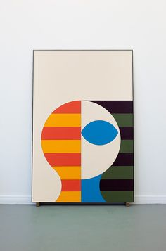 The New Scientist by Thomas Raat, 2012 — oil on MDF, 115 cm x 175 cm