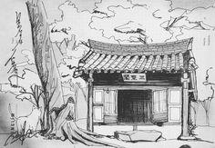 봉정사 삼성각