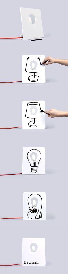 One lamp, infinite possibilities #lighting