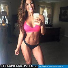 http://www.cutandjacked.com/Christine-Lewis-Interview
