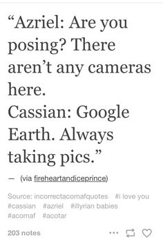 I luv Cassian so much