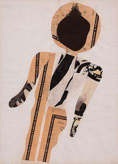 Věra Janoušková Collages, Art Moderne, Artist, Artists, Collage
