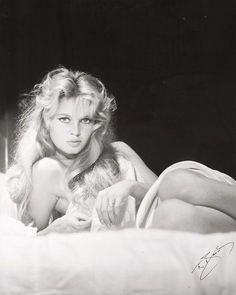 Brigitte Bardot photographed by Peter Basch, 1956