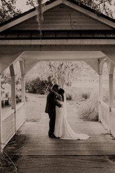 Low Country Wedding, Black and White Wedding Picture, Pawleys Island Wedding, Myrtle Beach Wedding