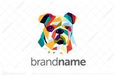 Logo for sale: Bulldog Logo