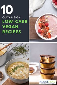524 Best Healthy Low Carb Recipes From Diabetes Strong