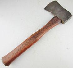 vintage hatchet heads