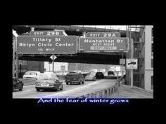 Jennifer Warnes - Big Noise, New York Unforgettable Song, Jennifer Warnes, Donald Fagen, Apple New, New York City, Lyrics, Songs, Big, New York