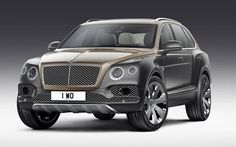 The Bentley Bentayga was already the most luxurious SUV in the world. The Bentley Bentayga Mulliner extends its lead further. Crafted by hand at the company's Crewe factory, this bespoke SUV offers several features you won't find even in the. Maserati, Lamborghini, Bugatti, Ferrari, Bentley Suv, New Bentley, Bentley Motors, New Luxury Cars, Luxury Suv