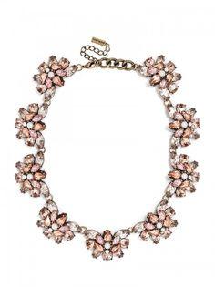Crystal Flutter Collar Baublebar.com