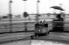 Harold Feinstein, The Whip, Coney Island, 1950