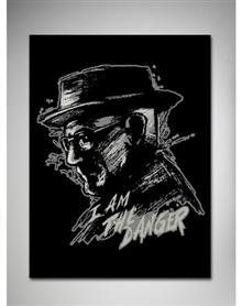 Breaking Bad Danger Fleece Blanket