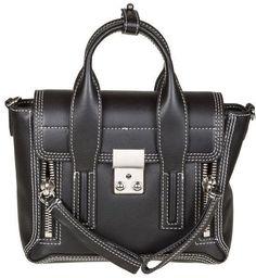 3.1 Phillip Lim Phillip Lim Bag pashli Mini Leather Black